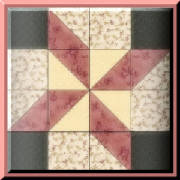 Clay's Choice Quilt Block